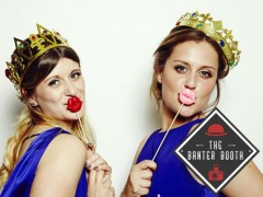 Our latest Photo Booth Website Design Project