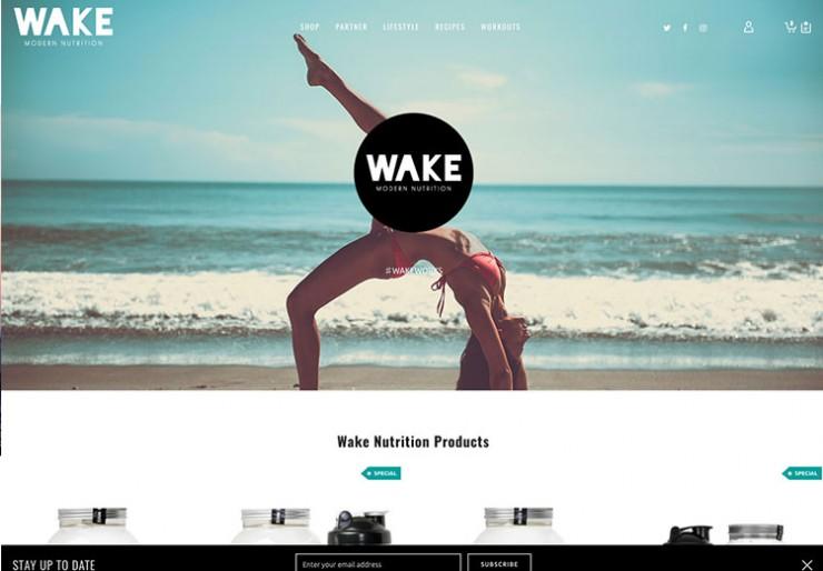 Wake Nutrition
